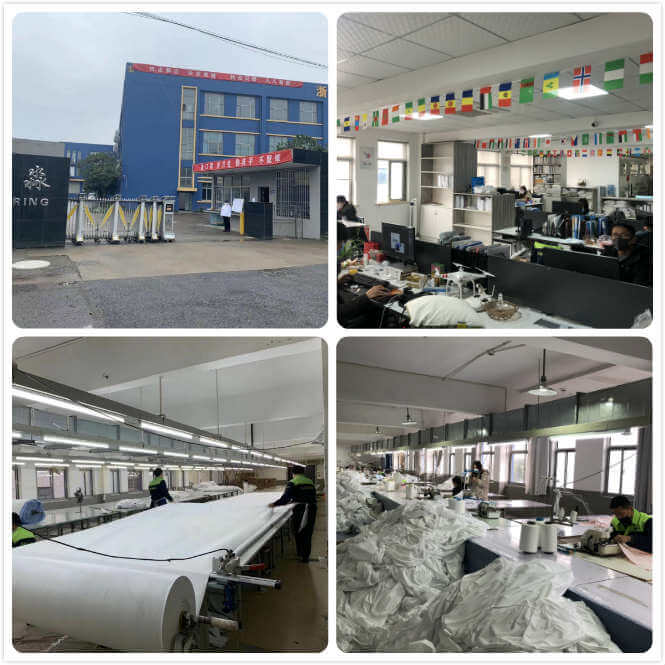 We have returned and continue to produce waterproof mattress covers